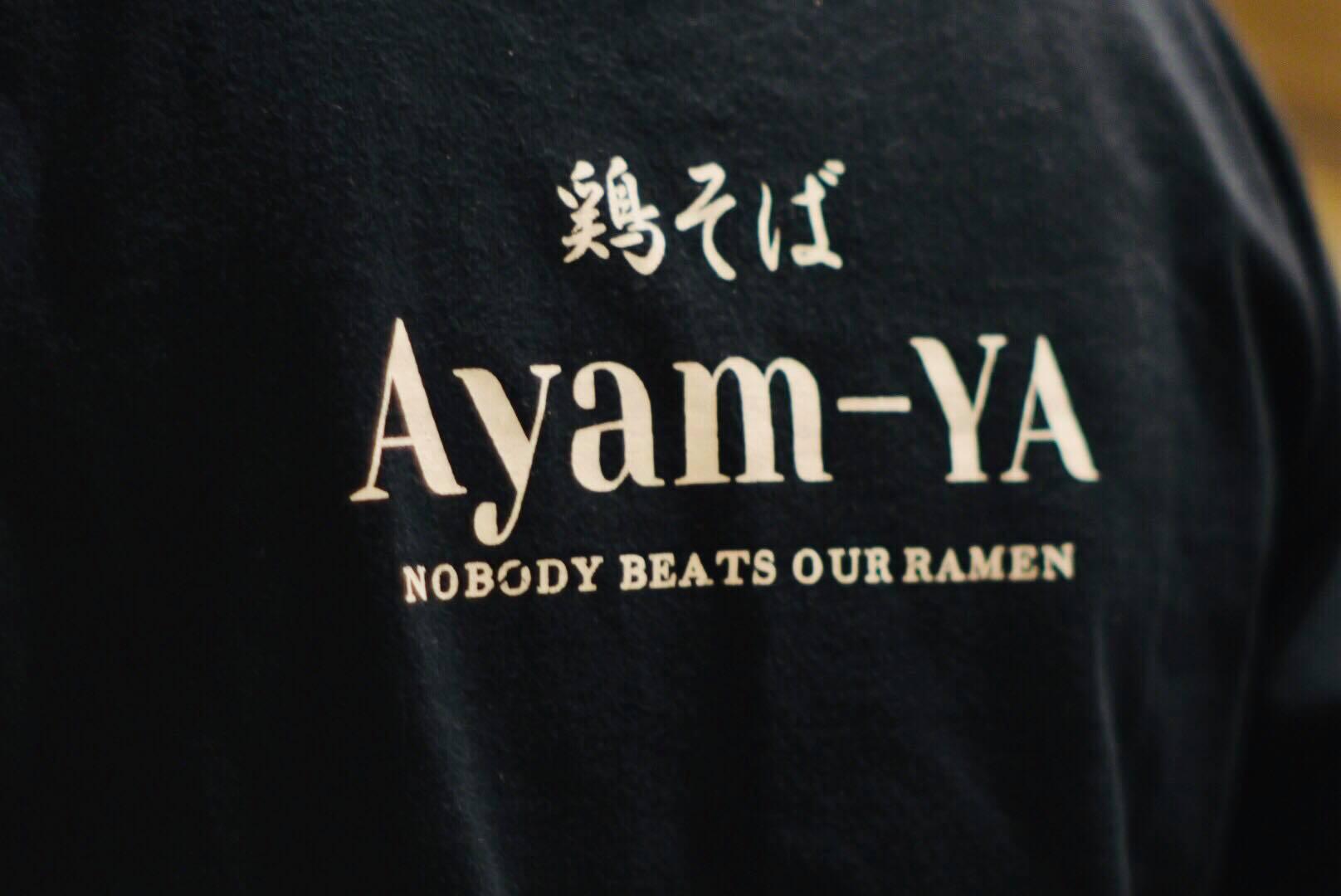 Halal Ramen Restaurant Ayam-ya Karasuma Kyoto - Japan Halal TV