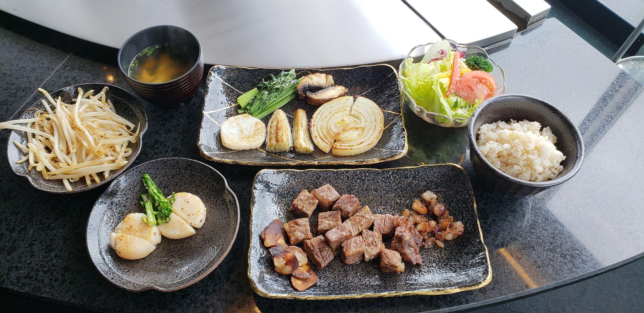 Halal Kobe Wagyu Must Try In Kobe City Misono Restaurant